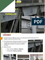 Uniones Por Remaches y Pernos