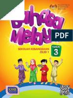 Bahasa Melayu Tahun 3 SK Jilid 1  KSSR Semakan
