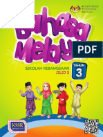 Bahasa Melayu Tahun 3 Jilid 2 SK KSSR Semakan