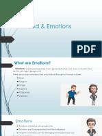 Mood & Emotions