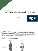 TRANSISTORES DE EFECTO DE CAMPO 2.ppt