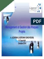 management et gestion des risques projets