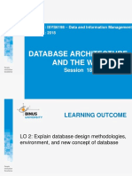 20180720054339D3408_ISYS6198 Session 18_Database Architecture and the Web - Binus University