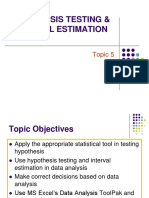PSY 002 - Topic 5 - Hypothesis Testing and Interval Estimation_fff6ea77e0546b69f09ff8c943164ee2