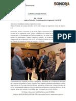 """21-11-19  Entrega Gobernadora Pavlovich """"Galardones de la Ingeniería Civil 2019"""""""