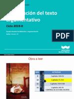 S10.Planificacion Del Texto Argumentativo 1