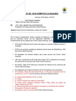 Informe Nº 001_MINSA