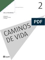 Propuesta Didáctica - Caminos de Vida 2 (Completa)