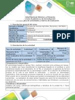 Guía de Actividades y Rubrica de Evaluación-Fase 2-Apicultura y Medio Ambiente