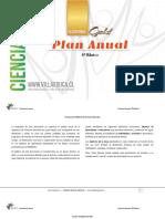 Planificación Anual - CIENCIAS NATURALES - 4Basico -