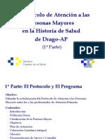 1º Parte Curso Protocolo PM en HSDragoAP