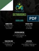 DISTRIBUIDORES_CHAMANTRA_OFICIALES