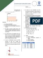 Examen de Matematica Basica 5to - 4to