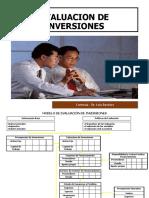 Evaluacion de Inversiones1.Ppt b