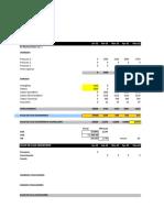 MEP Finanzas Modelo FlujodeCaja