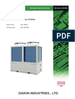 Chiller Daikin Catalogue