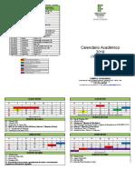 Calendario 2019 Integrado Campus Guarabira Resolucao No 07 2019 Cepe