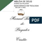 10ª Apostila - Manual Do Pregador