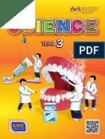 Science Year 3 DLP Text KSSR Semakan