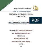 Universidad Autonoma de Sinaloa Janetzy1