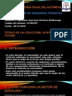 Historia Visual Del Automóvil-2010-Presente y Futuro