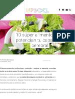 10 Súper Alimentos Que Potencian Tu Capacidad Cerebral _ Upsocl
