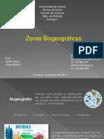 2da Opción Zonas Biogeográficas