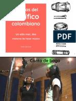 Unidad 5 músicas del Pacífico - Sofía Sánchez