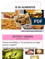Grupo de alimentos predominantemente grasos.odp