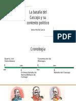 Unidad 5 Batalla de Cascajo - Waira Murillo García