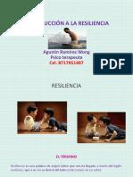 Introducción a la  Resiliencia Leonor.pptx