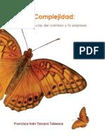 Complejidad Las Ciencias Del Cambio y La Sorpresa