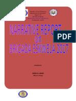 Brigada Eskwela Report