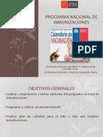 Clase Nº5 Inmunizaciones