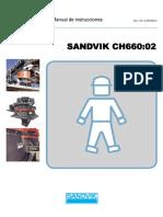 Manual de chancadora C660