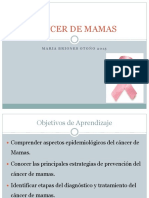 Cancer de Mamas Ok 2016