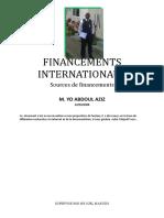 Financements Internationaux Yo