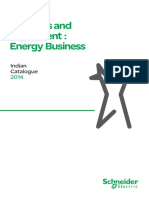 Products and Equipment _ Energy Business. Indian Catalogue 2014