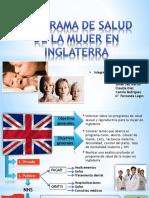 Programa de Salud de La Mujer en Inglaterra 2