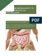 Eel Sistema Inmunológico y El Sistema Digestivo