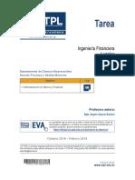t- Ingeniería financiera
