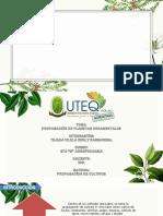 Propacion de Plantas Ornamentales