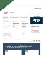 Gmail - RedBus Ticket - TN9M32226868
