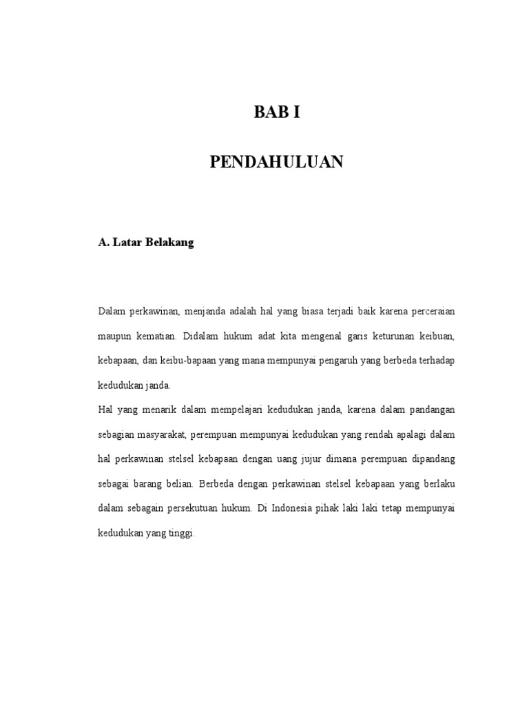 Karya Tulis Ilmiah Tentang Hukum