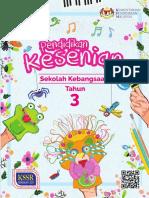 Pendidikan Kesenian Tahun 3 SK KSSR Semakan
