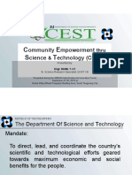 CEST Presentation