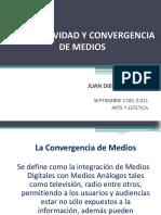 [PD] Presentaciones - Que Es Convergencia de Medios