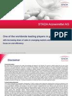 STADA CorporatePresentation