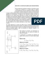 Diseño de Torres de Absorción en Columnas de Platos Para Mezclas Binarias y Multicomponentes