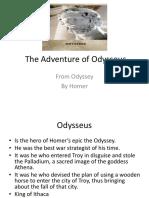 The Adventure of Odysseus.pptx